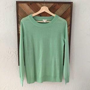 J Crew Summer Sweater